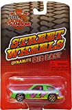 Racing Champions - Street Wheels - '77 AMC Pacer Jolly Jester