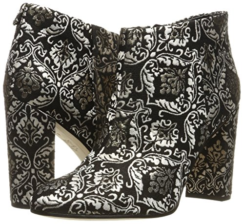 Sam Edelman Cambell gold Boots Black Women''s Ankle OOrPHq