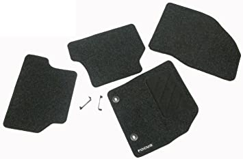 Genuine Ford Focus Tailored Car Mats  sc 1 st  Amazon UK & Genuine Ford Focus Tailored Car Mats: Amazon.co.uk: Car u0026 Motorbike markmcfarlin.com