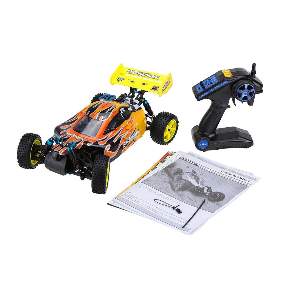 Goolrc Hsp 1 10 Rc Car Off Road Buggy Backwach Nitro Gas Powered 4wd Remote Control Car Buy Online In United Arab Emirates At Desertcart