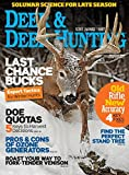Search : Deer and Deer Hunting Magazine