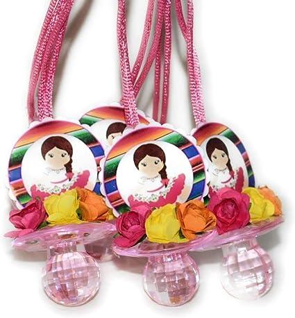 Amazon.com: 12 (piezas) Little Senorita Serape Fiesta ...
