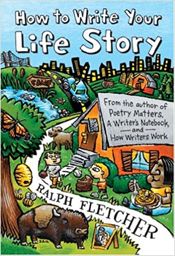 How to write a book on your life