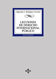 Lecciones de Derecho Internacional publico / Lessons of Public International Right (Spanish Edition)