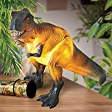 "Dinosaur Accent Table Lamp - Tyrannosaurus Rex - 10.5"" X 9"""