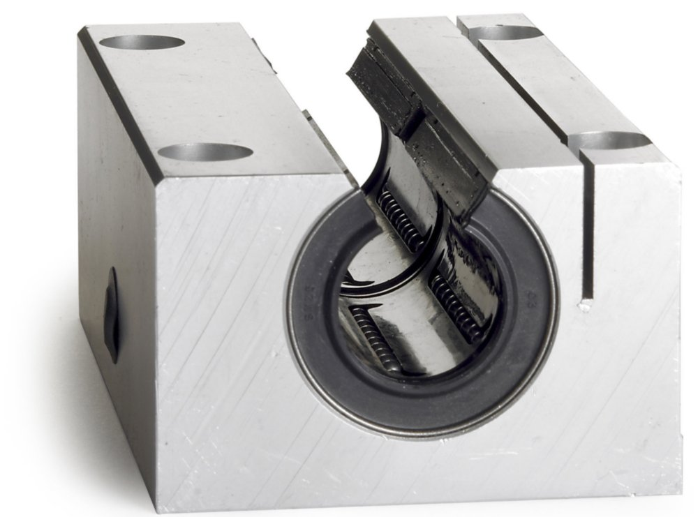 Thomson SPB-16-OPN Super Pillow Block Bearing 1in