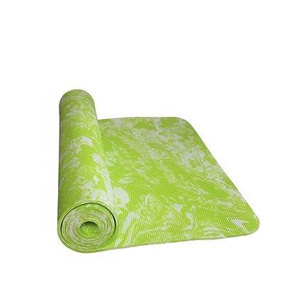 Amazon.com : CHOUHOC 185620.6 Cm Non-Slip Fitness Yoga Mat ...