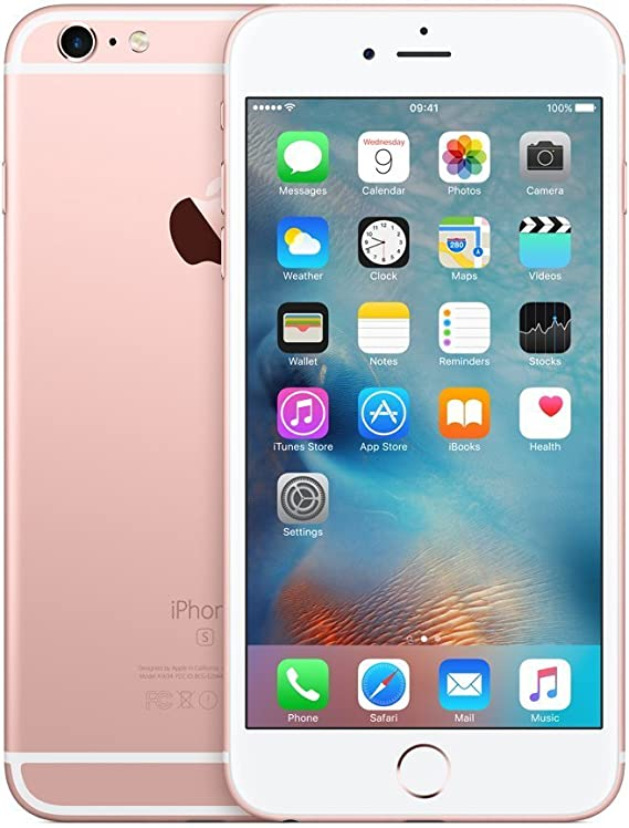 Apple iPhone 6S Plus 64GB Oro Rosa (Reacondicionado): Amazon.es ...