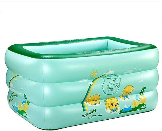 KJRJCQ Piscina Inflable for niños Grandes Piscina Inflable for ...