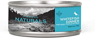 product image for DIAMOND NATURALS Real Meat Recipes Premium Canned Wet Pate Chicken, Whitefish or Hairball Formula Cat Food with Protein and Nutrients for Supporting Overall Health in Cats and/or Kittens