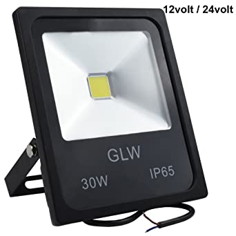 Glw led 12v 24v ac or dc flood light 30w warm white outdoor lights glw led 12v 24v ac or dc flood light 30w warm white outdoor lights ip65 waterproof aloadofball Gallery