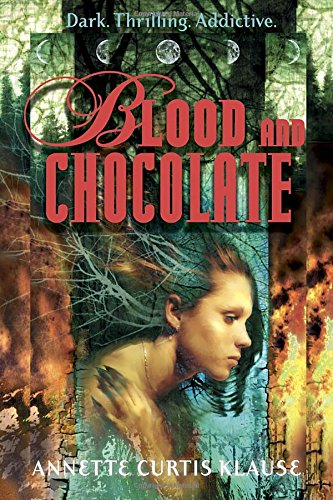 Blood Chocolate Annette Curtis Klause product image