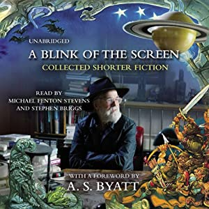 A Blink of the Screen Audiobook