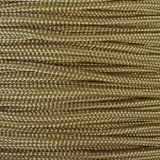 Tactical Cord 425 LB Tensile Strength 3 Strand Core Paracord Spools - 250 Foot and 1000 Foot Size Options (Coyote Brown, 1000 Feet)