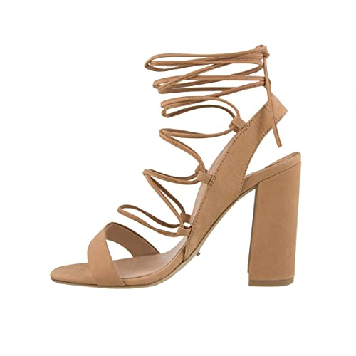 de0e033bd66 Amazon.com | Tony Bianco Dani Womens Heels - Chunky Block Heels with ...
