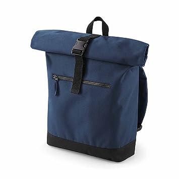 Bag-base-Mochila roll top compartimento BG855-Ordenador portátil: Amazon.es: Equipaje