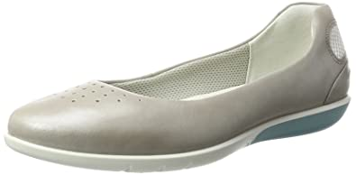 ECCO Womens Sense Light Ballet Flats Amazoncouk Shoes Bags