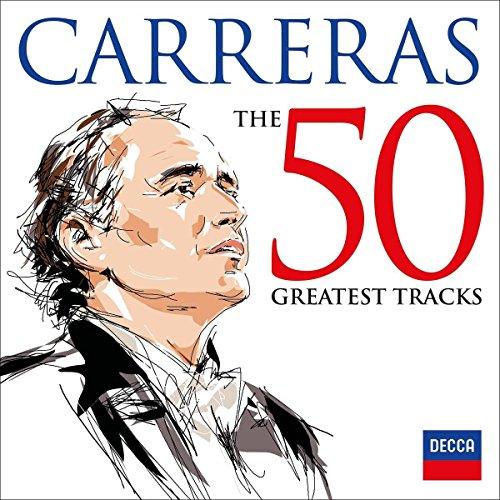 Price comparison product image Jose Carreras: 50 Greatest Tracks [2 CD]