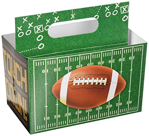 Amscan Football Multi-Purpose Caddy 7