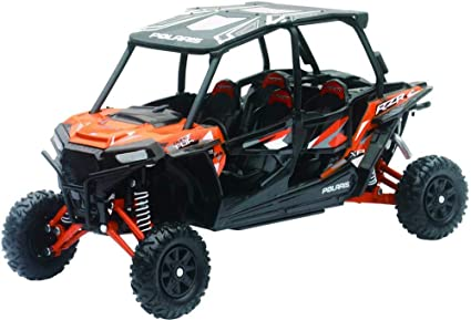 Polaris Rzr 1000 Turbo >> Polaris Rzr Xp 4 Turbo Eps 1 18 Scale Spectra Orange
