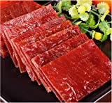 Qyz@ Chinese Special Leisure Snack:taodou Jinjiang Preserved Pork(200g*2)