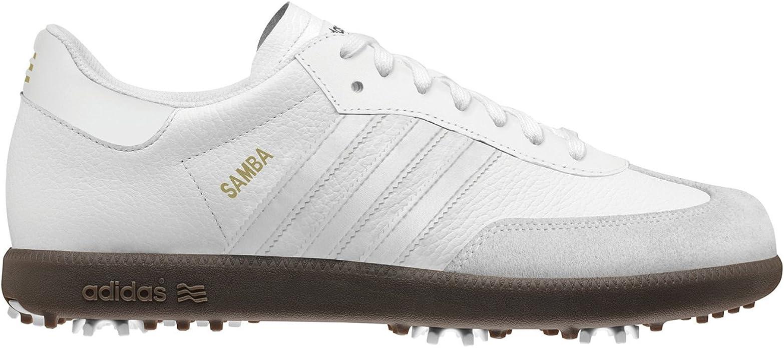adidas Mens Samba Golf Shoes (15) | Golf - Amazon.com