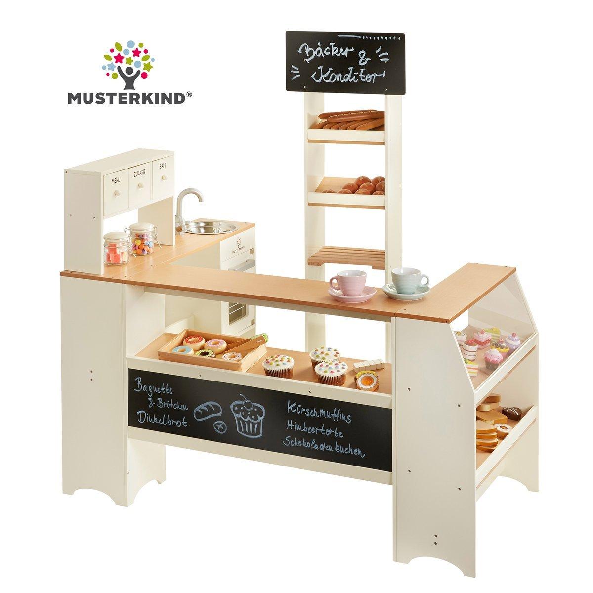 Musterkind Kaufladen Bäckerei