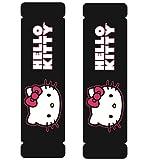 Hello Kitty Sanrio Face Head w/ Red Bow & Script