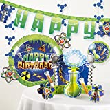 Forum Novelties Mad Scientist Birthday Party Decorations Kit