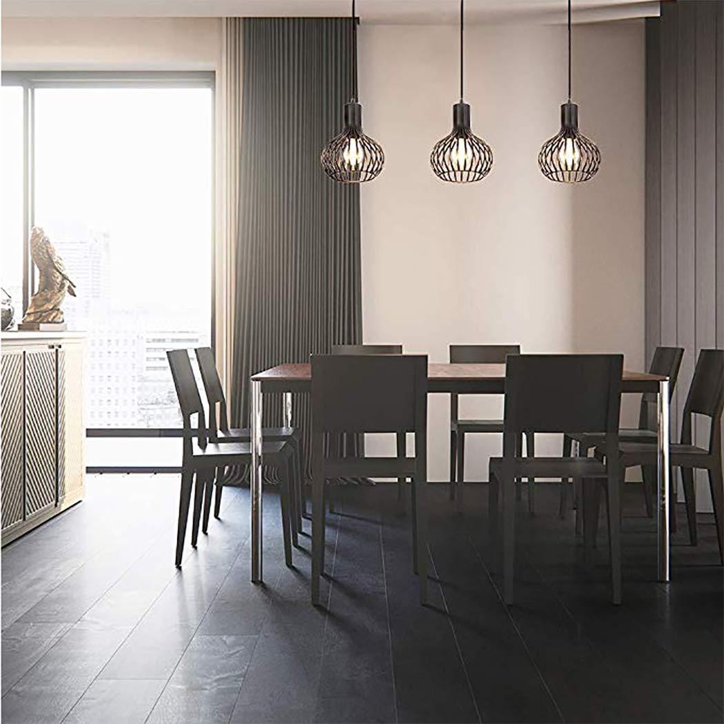 Amazon.com: Lámpara colgante moderna estilo nórdico con ...
