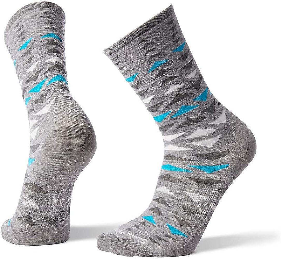 Smartwool Burgee Crew Socks - Men's Ultra Light Cushioned Merino Wool Performance Socks