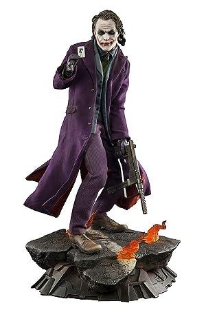 De El Collectibles Sideshow Joker Ss300251 Figura Oscuro Caballero XnwOP80kN