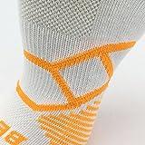 BERING Women's Athletic Tab Running Socks