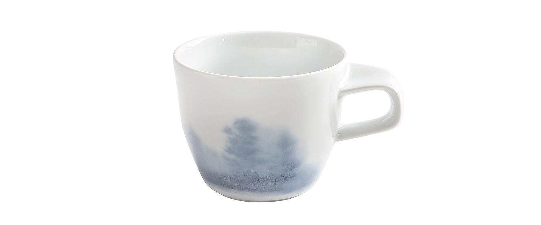 Kahla Winter Elixyr Essteller Blaue Stunde Porzellan 28 cm 153473A76778C