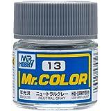 Mr.カラー C13 ニュートラルグレー