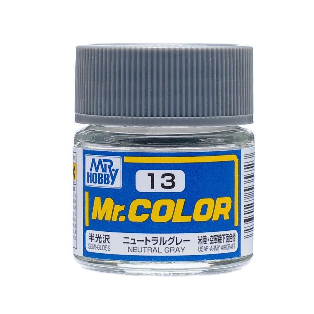 Mr. Hobby C138 Gloss Clear Green 10ml, GSI Mr. Color, 10 ml