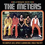 A Message from The Meters--The Complete Josie, Reprise & Warner Bros. Singles 1968-1977 (3 LP)