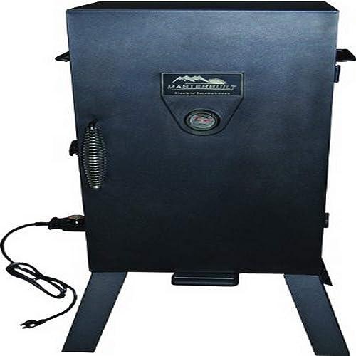 Masterbuilt 20070210 Black Analog Electric Smoker