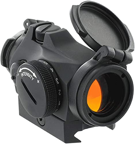 Aimpoint Micro T-2 Red Dot Reflex Sight with Standard Rail Mount