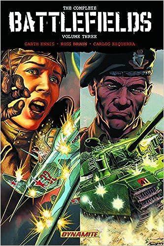 Garth Ennis' Complete Battlefields Volume 3 (Garth Ennis Battlefields Hc)