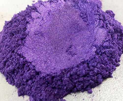 Cobalt Violet Pearl Pigment 5 Gram Automotive Airbrush Candies Custom Paint