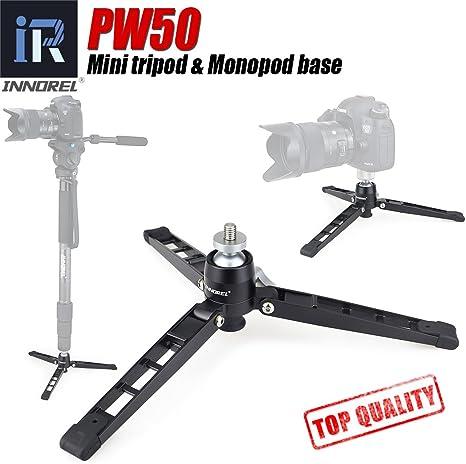 innorel cámara monopié de vídeo Mini trípode soporte para Pierna ...