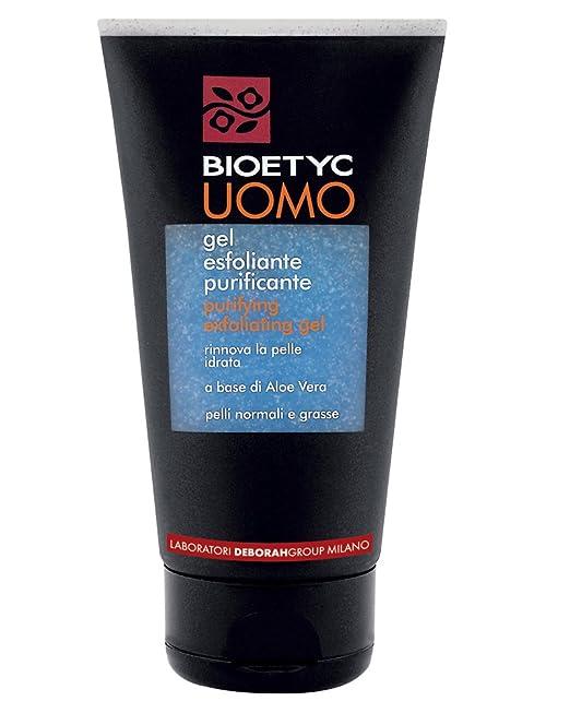 6 opinioni per Bioetyc Uomo Gel Esfoliante Purificante, 150 ml