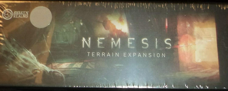 Juego de mesa Nemesis: Expansión de terreno: Amazon.es: Juguetes y juegos