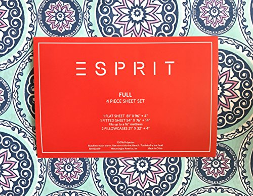Price comparison product image Esprit Full Size Sheet Set