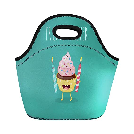 01d24c41a35d Amazon.com: Semtomn Lunch Bags Animal Brown Puppy Red Dog Chow Green ...