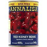 Annalisa Red Kidney Beans 400 g, 400 g