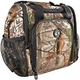 6 Pack Fitness Innovator Mini Meal Management Bag - Realtree Camo