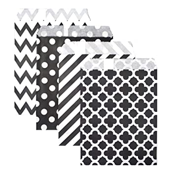 Amazon.com: KIYOOMY - Bolsas pequeñas de papel para dulces ...
