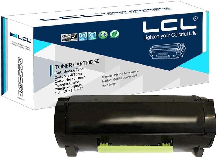 Lcl Kompatibel Toner 60f2h00 602h 600ha 1schwarz Für Lexmark Lexmark Mx310dn Mx410de Mx510de Mx511dte Mx511dhe Mx511de Mx610dw Mx611de Mx611dhe Mx611dte Mx611dfe Bürobedarf Schreibwaren
